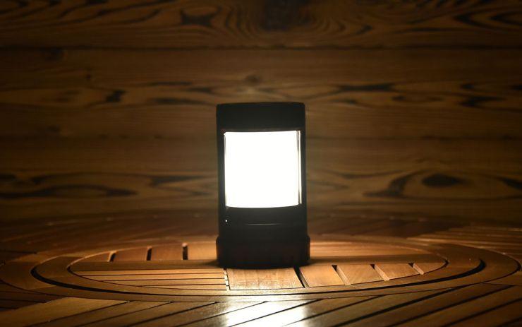 コールマンバッテリーロックコンパクトランタン黒