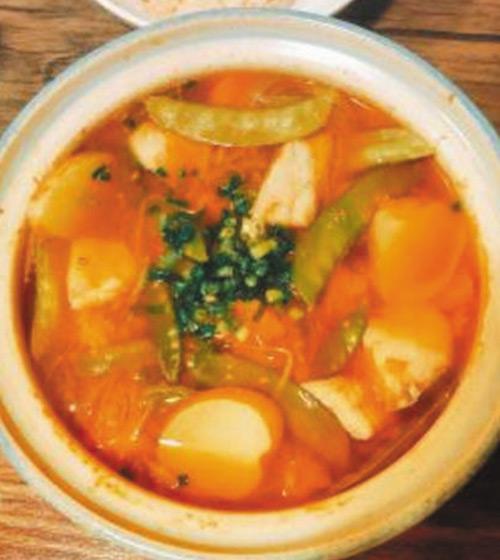 オリジナルトマト鍋