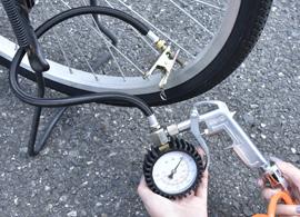 自転車用取り付け