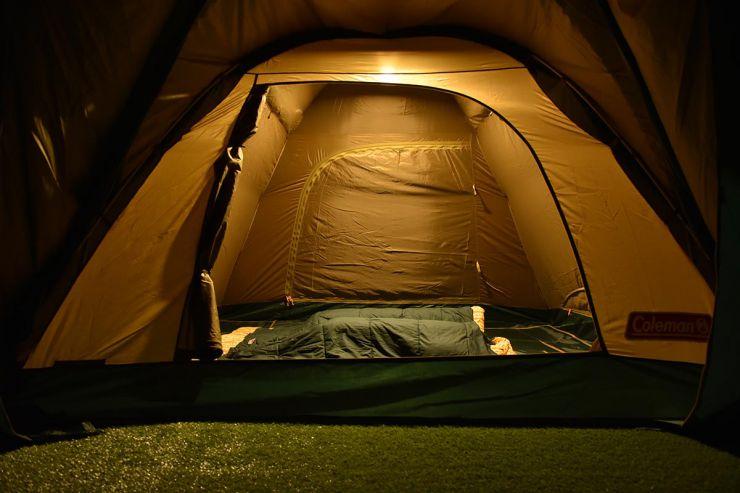 LOGOS(ロゴス) パワーストックランタン2000暖色天井