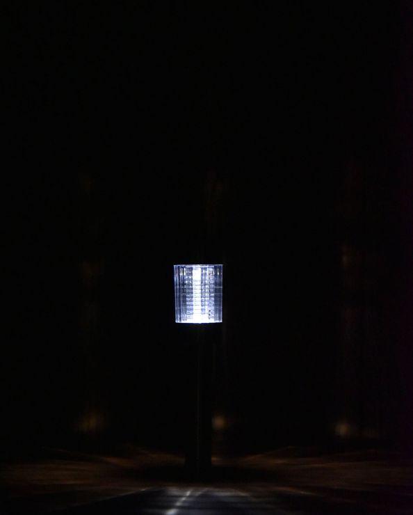 ステンレスソーラーライトSL-RGM96X
