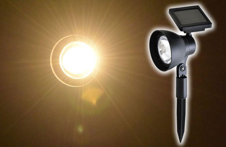 ソーラーパワーアップライトLGS-79