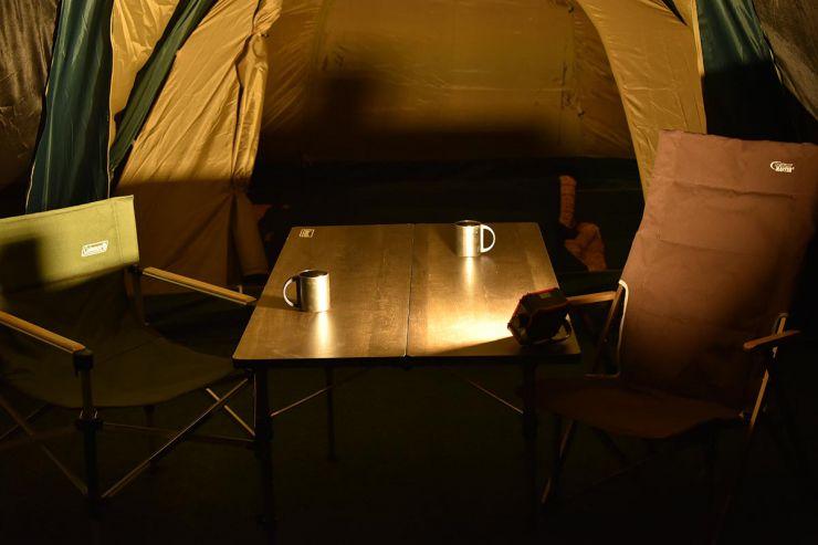 LOGOS(ロゴス)パワーストックランタン2000暖色前室