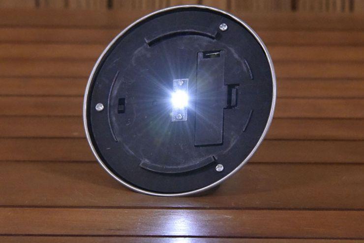 SMDライト仕様で明るさ約3倍!